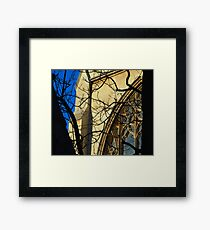 Gothic Church Framed Print