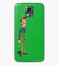 Itza Luigi Case/Skin for Samsung Galaxy