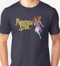 Phantasy Star (Genesis) Title Screen T-Shirt