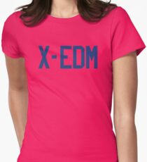 X-EDM Womens Fitted T-Shirt
