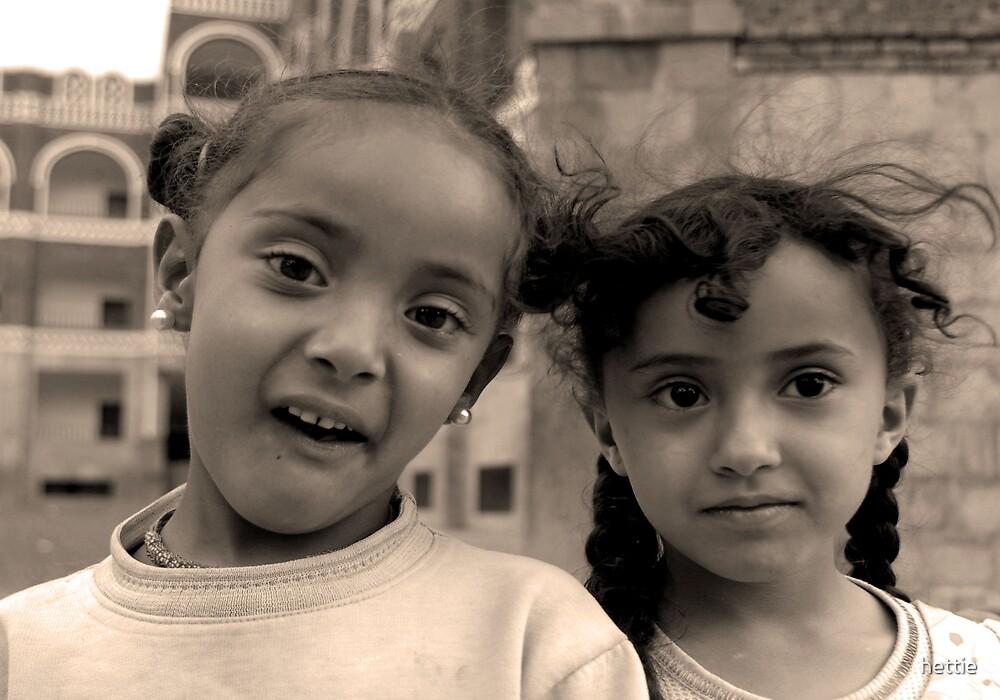 Sisters by hettie