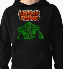 Swamp Thing (Nes) Title Screen Pullover Hoodie
