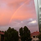 Framed Rainbow by gratephich