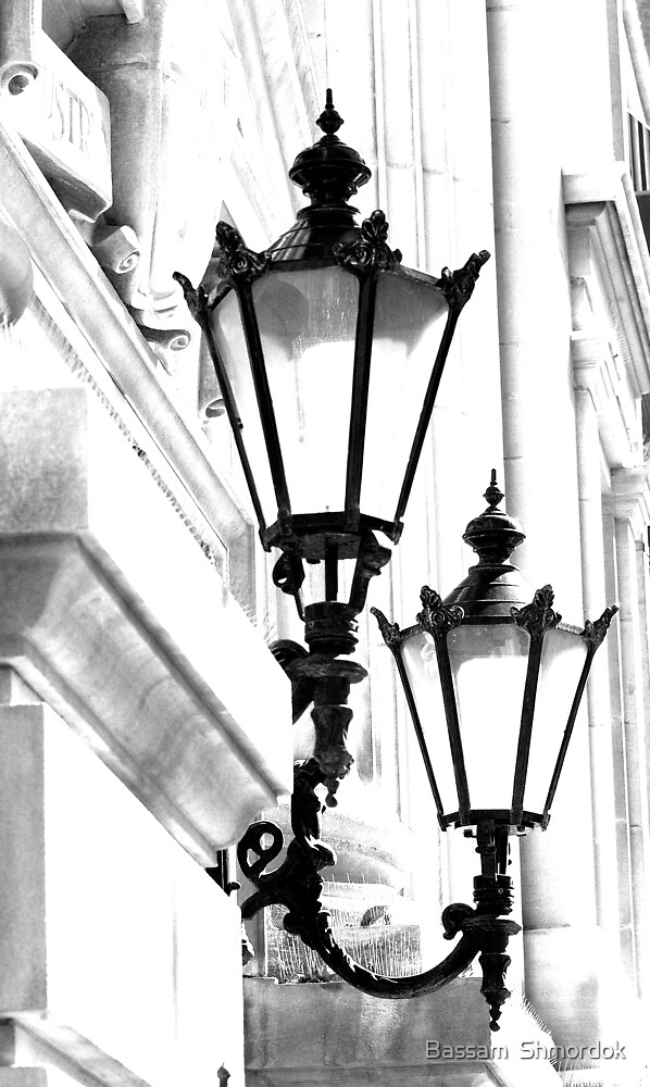 Lamps by Bassam  Shmordok