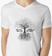The Hanging Tree Men's V-Neck T-Shirt