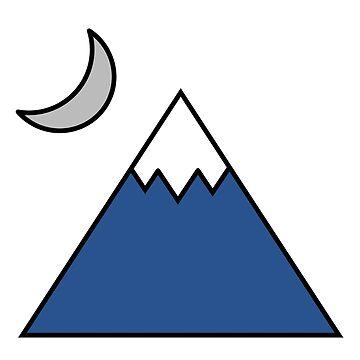 Blue Mountain by joshtwhite