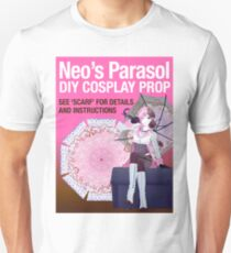 RWBY Neo Parasol COSPLAY PROP Unisex T-Shirt