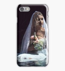 The unravelling of Ophelia iPhone Case/Skin