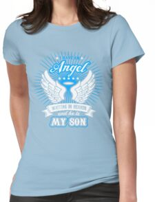 my son Womens Fitted T-Shirt