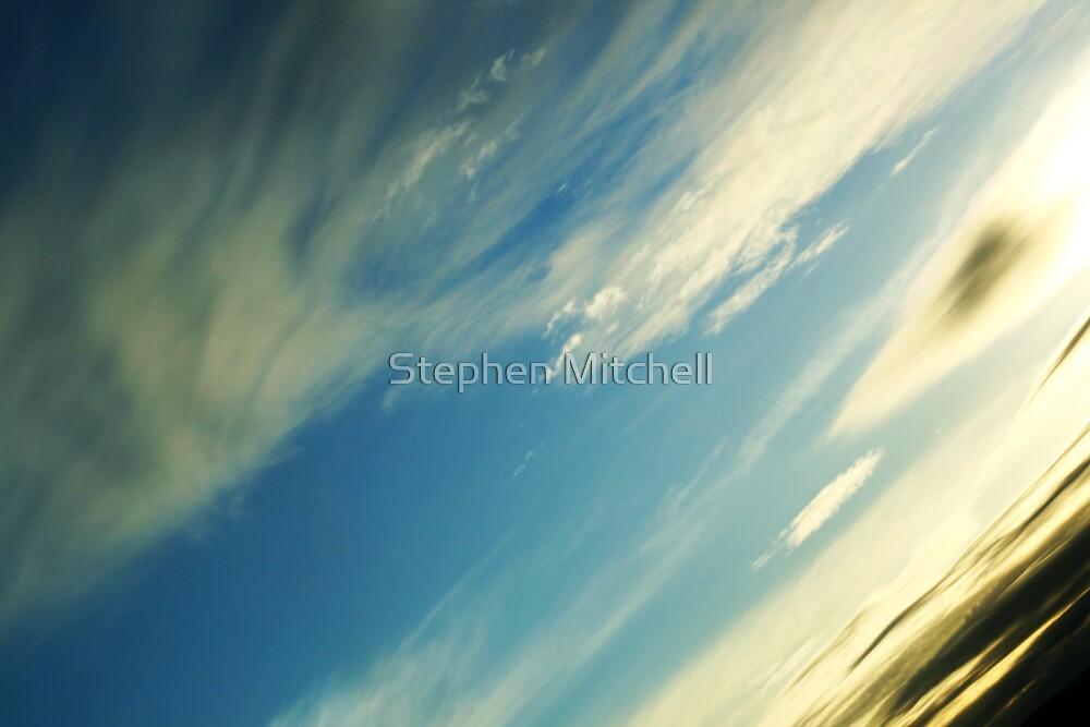 Earth View by Stephen Mitchell
