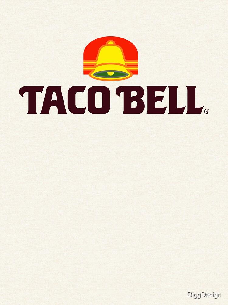 Retro Taco Bell by BiggDesign