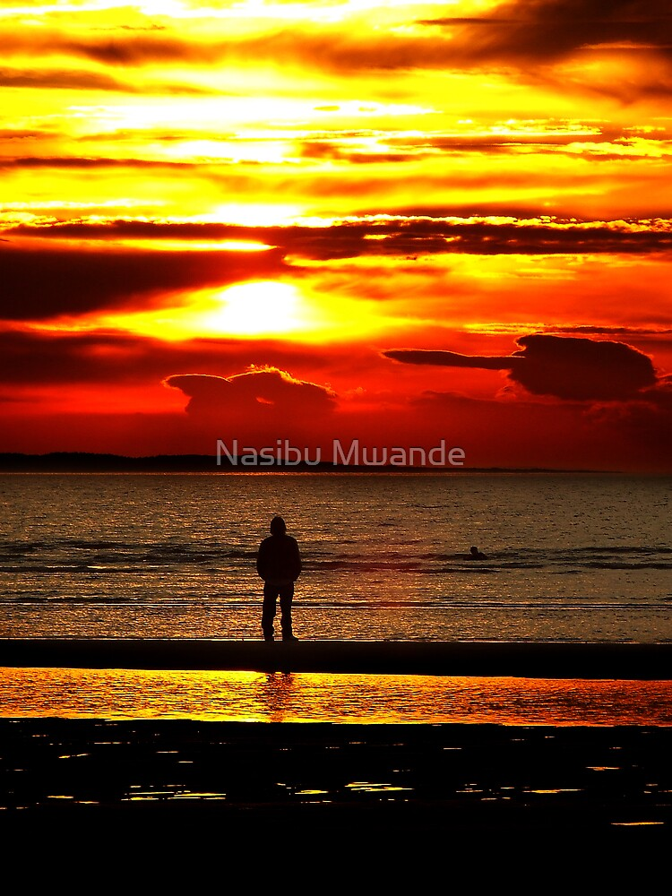 Another day gone by Nasibu Mwande