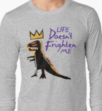 Jean Michel Basquiat Dinosaur Tee Long Sleeve T-Shirt