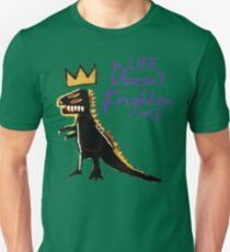Jean Michel Basquiat Dinosaur Tee Unisex T-Shirt
