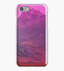 Snowdonia in Winter (Expired Film) iPhone Case/Skin