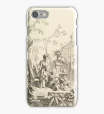 Grisaille Chinoiserie iPhone Case/Skin