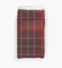 MacDougall # 4 Clan / Stoff Tartan Bettbezug