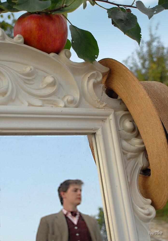 Reflection by hettie