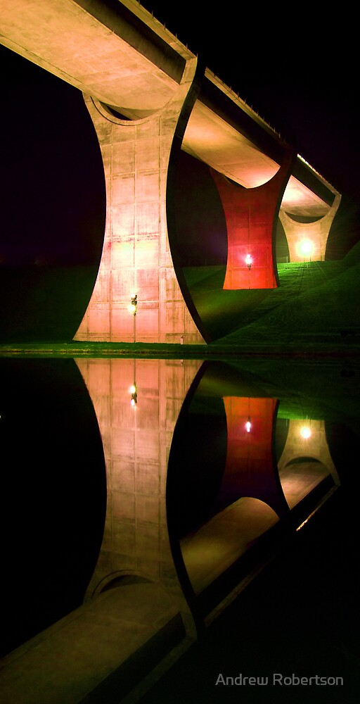 Perfect Reflection by Andrew Robertson