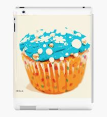 Retro Cupcake iPad Case/Skin