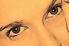 Eyes by April White