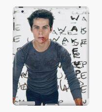 Wake Up Stiles! iPad Case/Skin