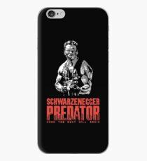 NES Predator: Arnie Edition iPhone Case