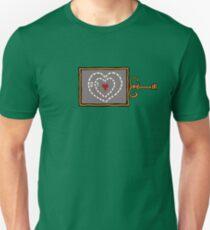 Grinch heart size T-Shirt
