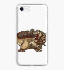 Shin Godzilla Baby Form iPhone Case/Skin