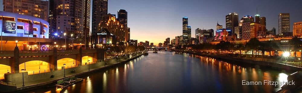 MELBOURNE, AUSTRALIA by Eamon Fitzpatrick
