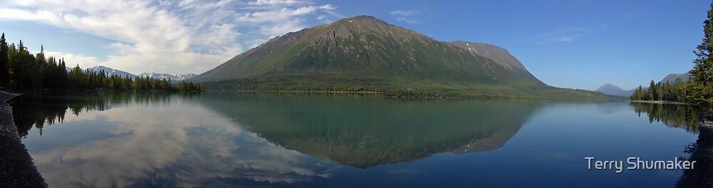 Kenai Lake by Terry Shumaker