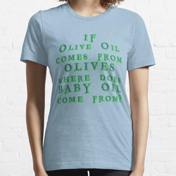 Oily Lover Shirt My Grandma Has An Oil For That Shirt Essential Oil shirts Oil Shirt