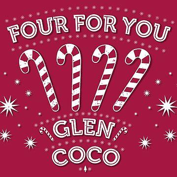 You Go Glen CoCo by oneskillwonder