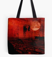 Blood Moment - Grow Old Along With Me Tote Bag