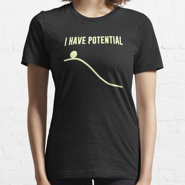 Tengo energía potencial Camiseta esencial