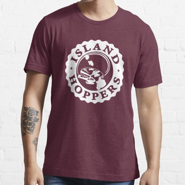 """Island Hoppers"" - As Seen on ""Magnum P.I."" Essential T-Shirt"