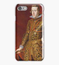Gaspar De Crayer - Philip Iv iPhone Case/Skin