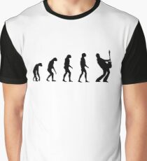 Evolved to Rock Graphic T-Shirt