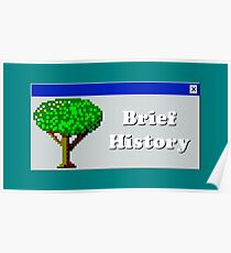Title Card - Brief History Poster