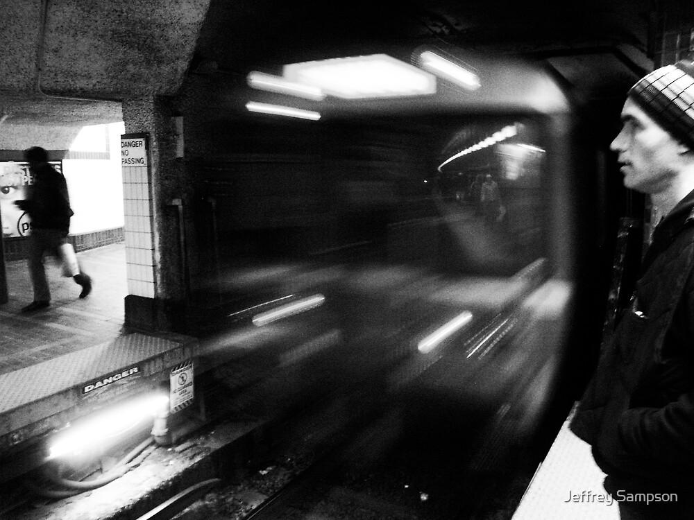 Sharp reflection by Jeffrey Sampson