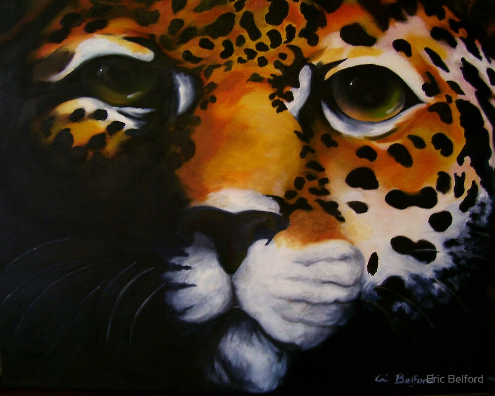Jaguar by Eric Belford