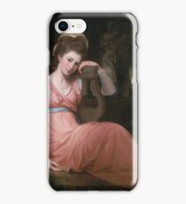 George Romney - Anne Birch iPhone Case/Skin