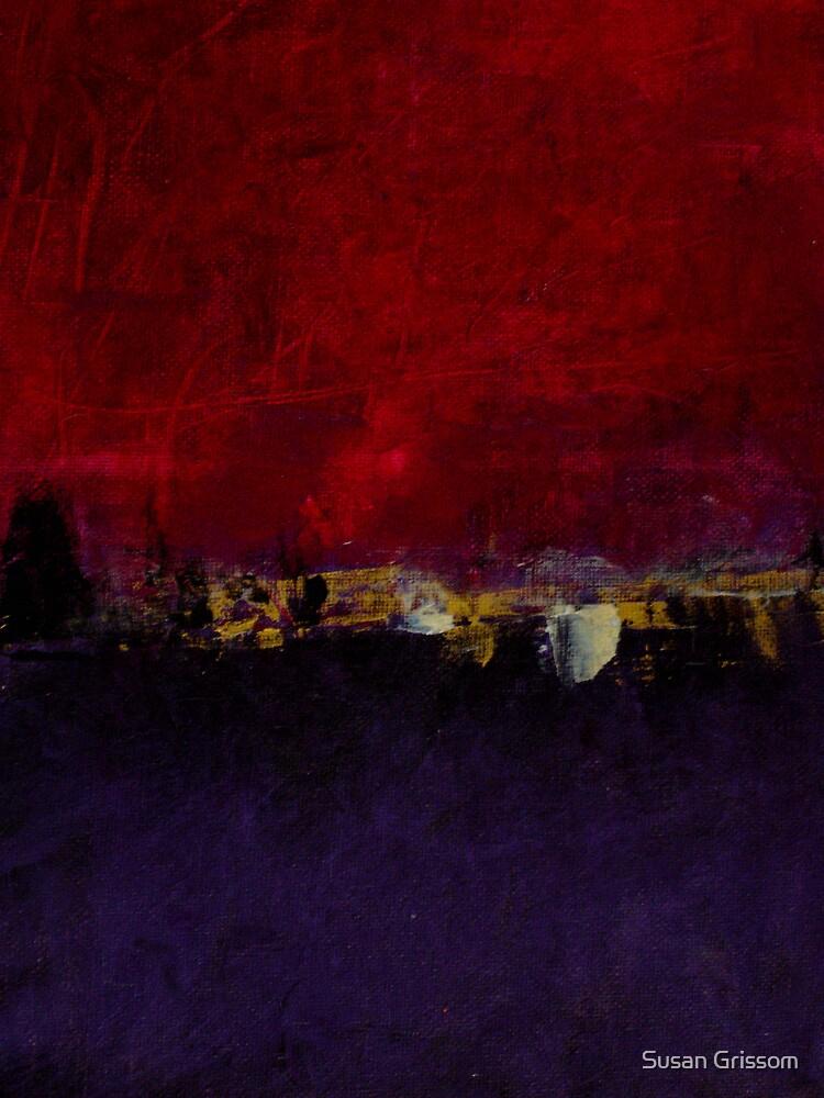 Purple magenta No 54 by Susan Grissom