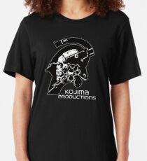 Kojima Productions Slim Fit T-Shirt