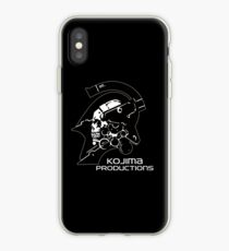 Kojima Productions iPhone Case