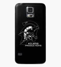 Kojima Productions Case/Skin for Samsung Galaxy
