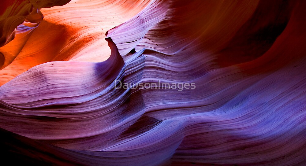 Desert Waves by DawsonImages