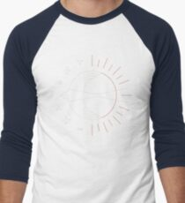 Swallow The Sun Men's Baseball ¾ T-Shirt