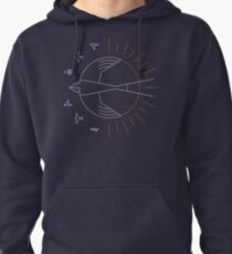 Swallow The Sun Pullover Hoodie