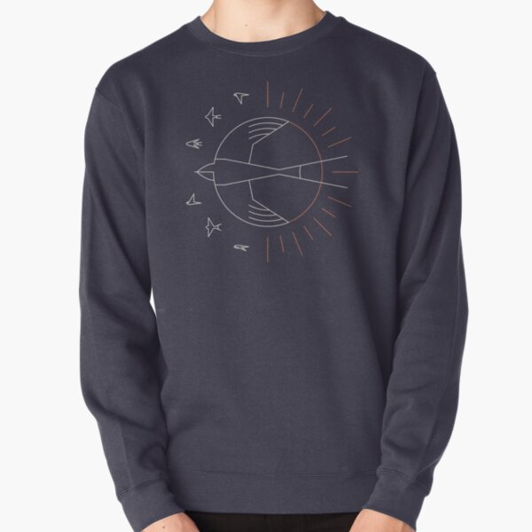Swallow The Sun Pullover Sweatshirt